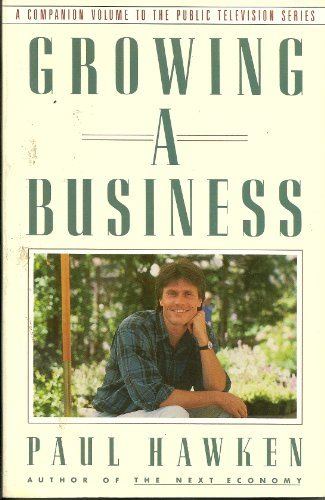Image for Growing a Business: A Companion Volume to the Public Television Series